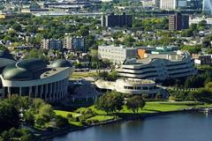 Ottawa panoramic view